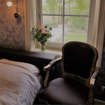 Duthut Villa Alpa Tussen de Wol slaapkamer 6