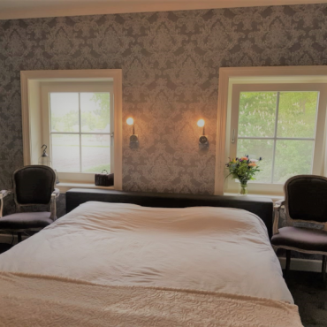 Duthut Villa Alpa Tussen de Wol slaapkamer 8